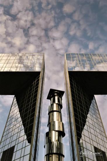 Parc Citroën,1994 ©Pablo Munini