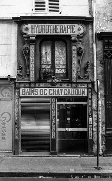 Le Paris argentique d'Aglaé de Mourges (part 1)