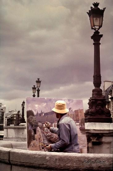 Pont Neuf 1989 ©Pablo Munini