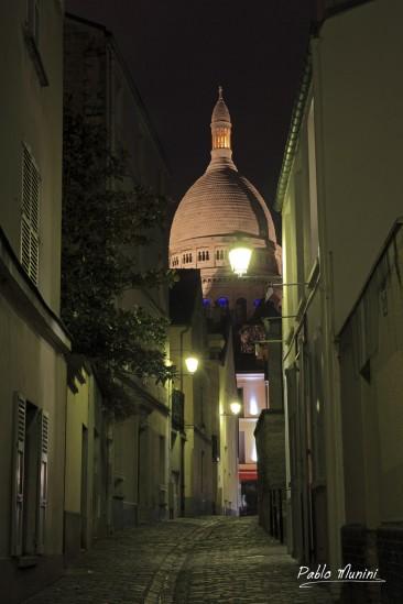 Rue Saint-Rustique, 2012 ©Pablo Munini