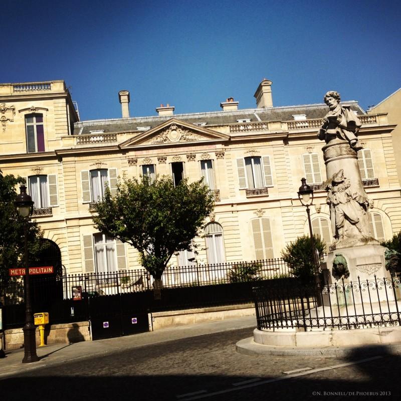 Hôtel de Thiers - ©N. Bonnell 2013