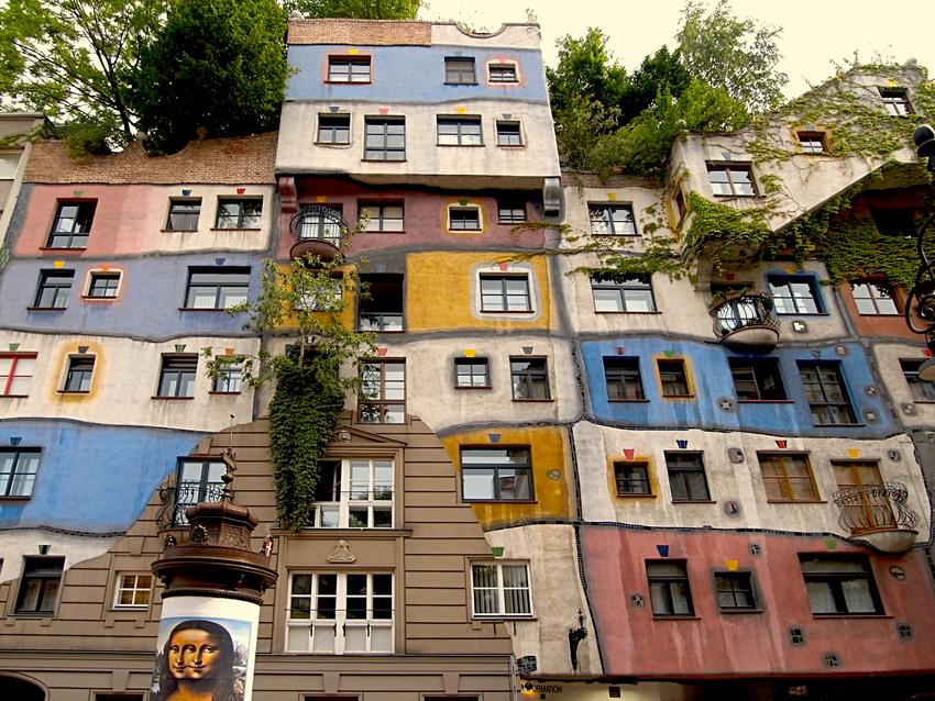 Gut gemocht Dans la peau d'Hundertwasser - Exposition - Paris Unplugged PE83