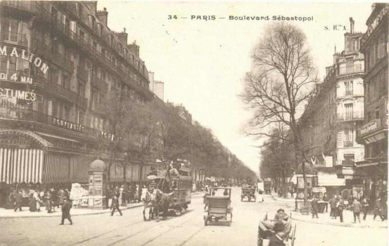Boulevard de Sébastopol