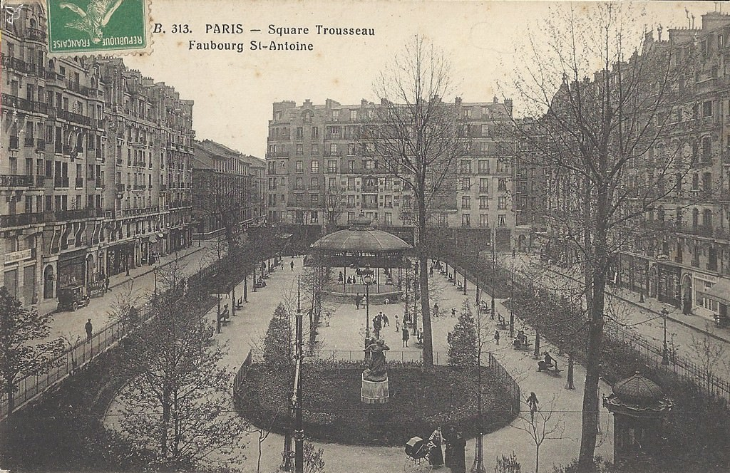 1900 le faubourg saint antoine paris unplugged for Meubles faubourg saint antoine