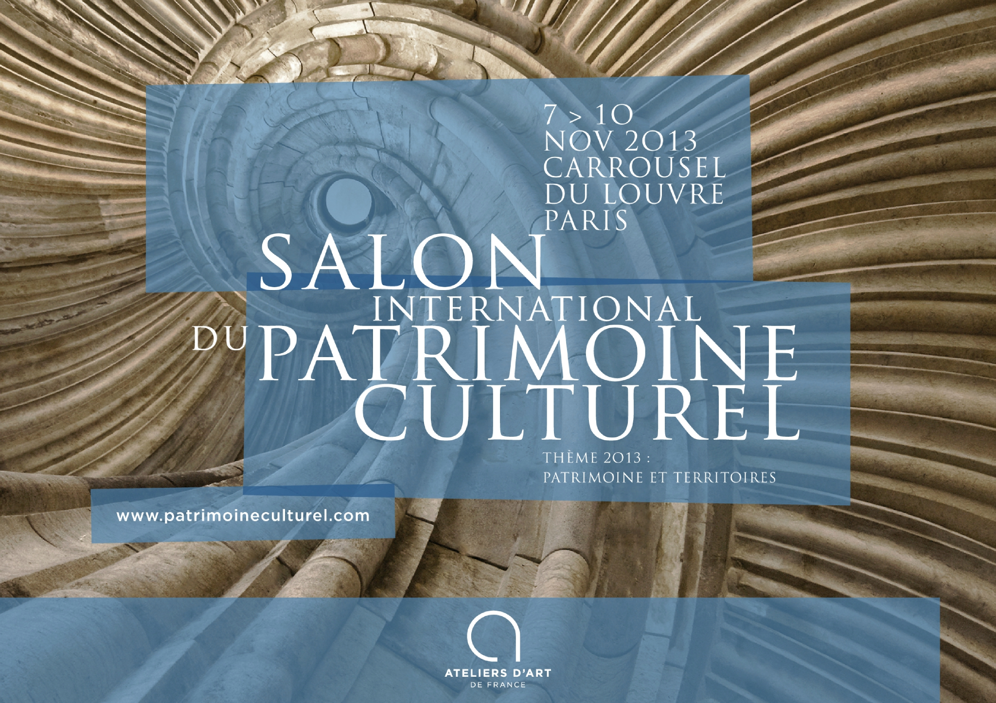 Le salon du patrimoine culturel paris unplugged - Ateliers d arts de france ...