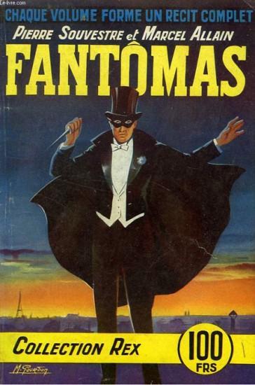 1911 – Fantomas