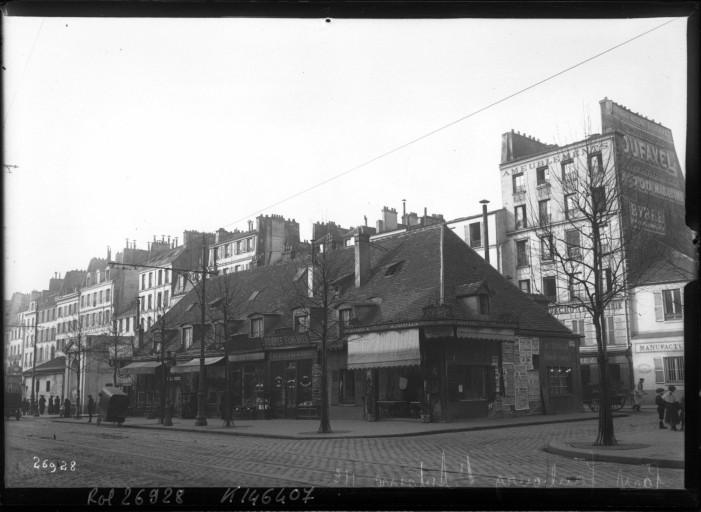 1900 le faubourg saint antoine paris unplugged - Paris rue du faubourg saint antoine ...