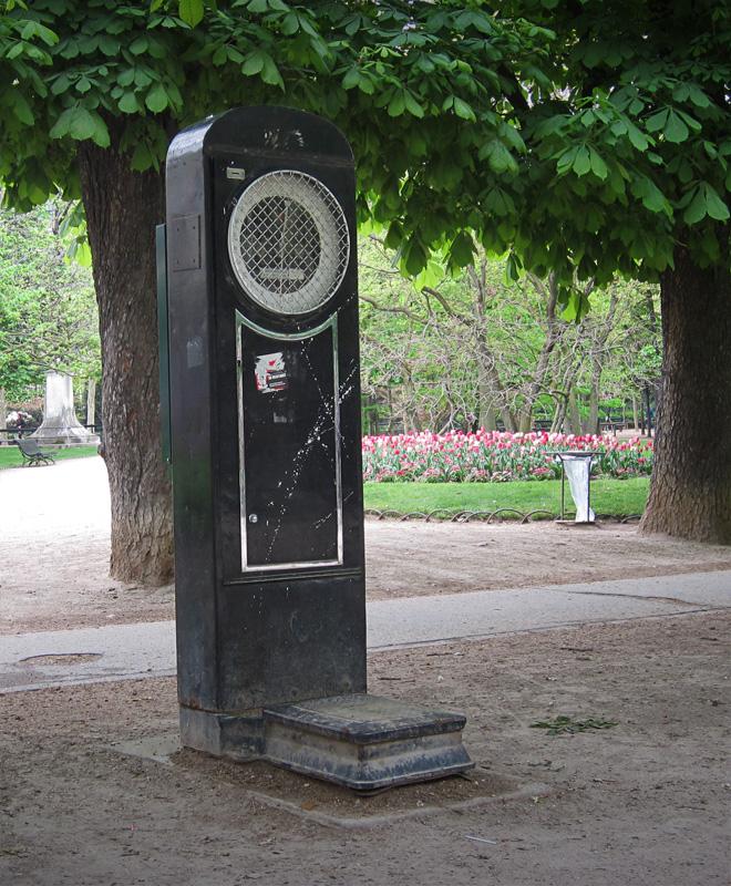 Le pèse personne du Luxembourg