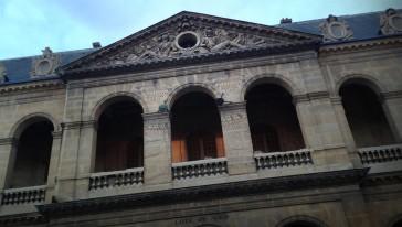 Paris 07 – Les cadrans solaires des Invalides