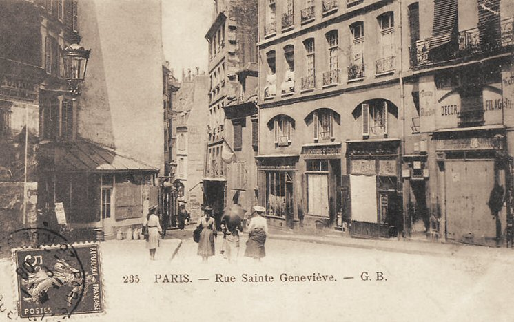 Montagne Sainte Geneviève