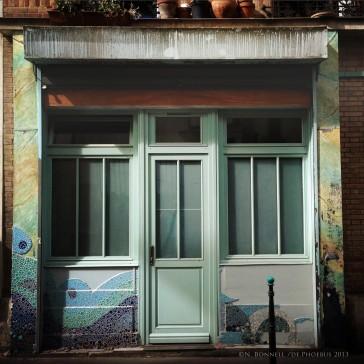 Paris 20 – Les portes des Cascades