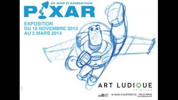 Exposition Pixar (Musée Art Ludique)