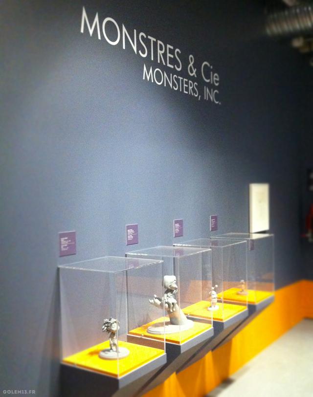 Art Ludique le musée, Expo Pixar © golem13