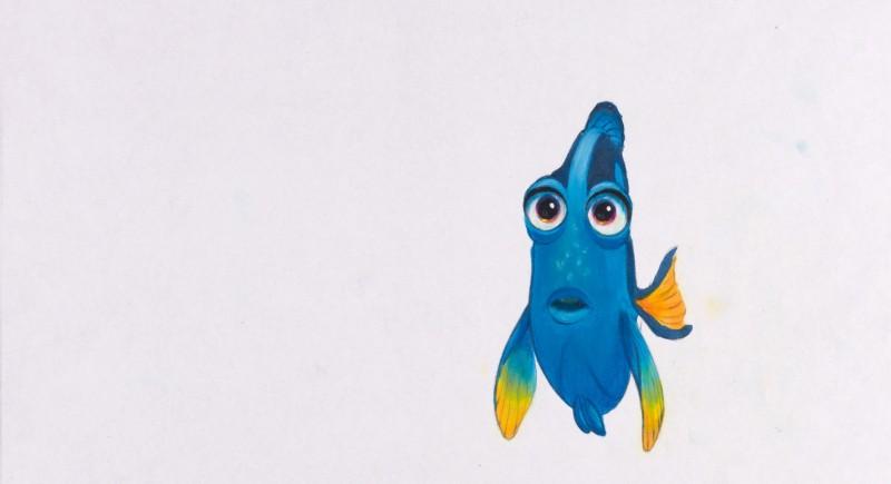 Dora - Némo © Disney Pixar