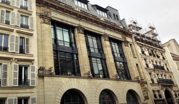 Paris 10 – Les magasins Lévitan