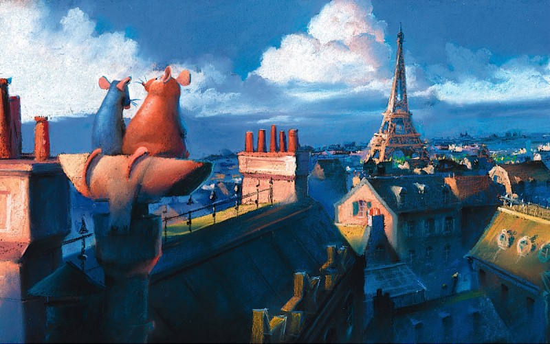 Ratatouille1© Disney Pixar