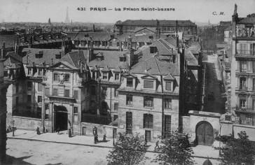 1935 – La Prison Saint Lazare