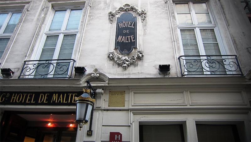 Hôtel de Malte