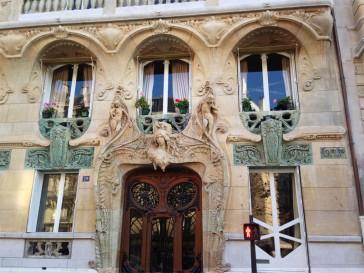 Paris 07 – Lavirotte et l'Art Nouveau (29 avenue Rapp)