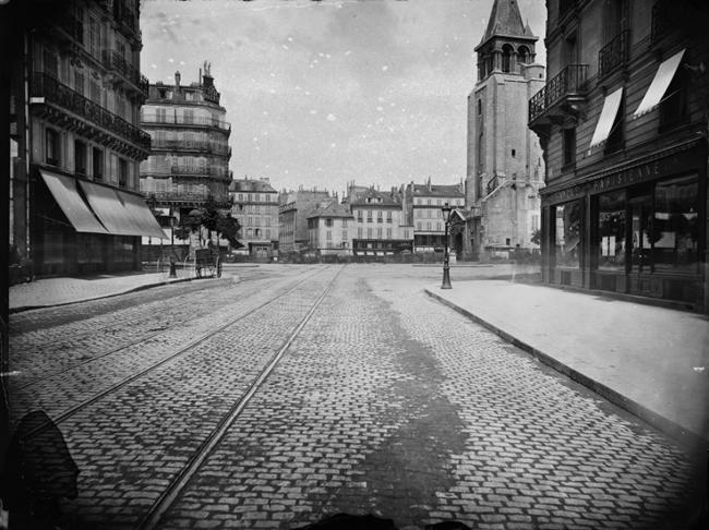 1877 Marville rue de Rennes