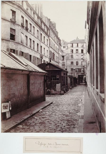 Passage des Deux Soeurs de la rue Lafayette