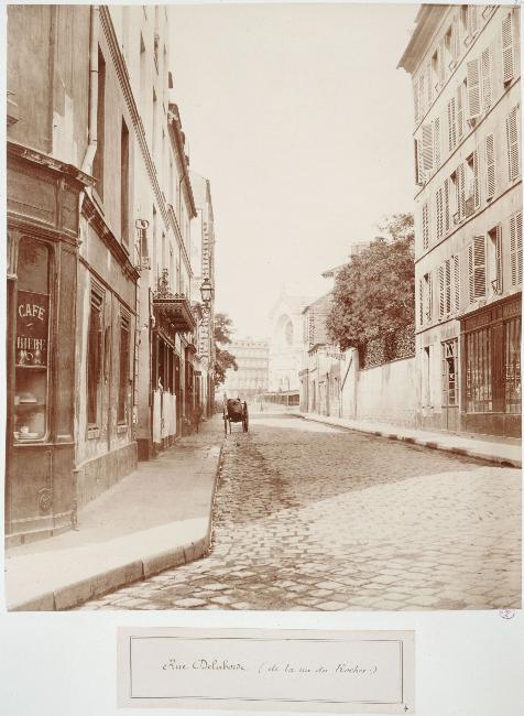 Rue De Laborde
