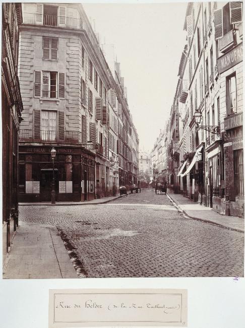 Rue du Helder / Rue Taitbout