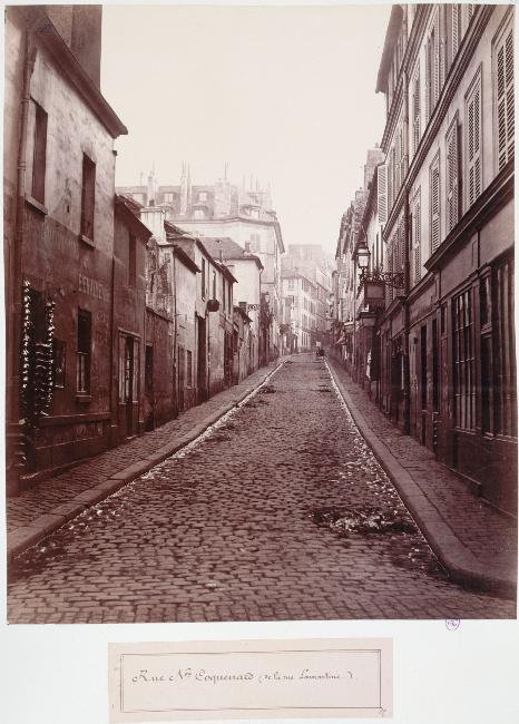 Rue Neuve Coquenard de Maubeuge