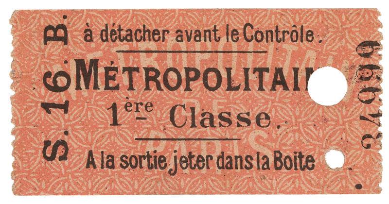 1ère classe  1903