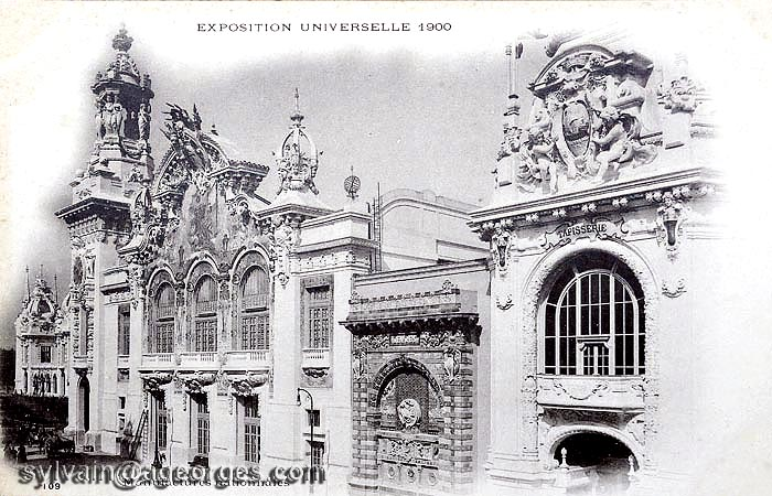 Exposition universelle de Paris, 1900.