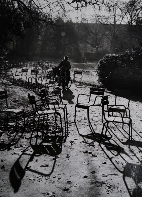 Ballade matinal au jardin du Luxembourg _ JP Véron