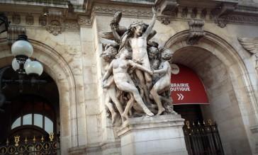 Paris 02 – La Danse, Carpeaux et Belmondo