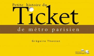 Petite histoire du ticket de métro (Livre)