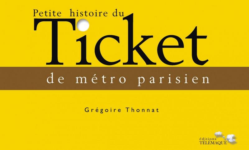 Couverture Livre Ticket