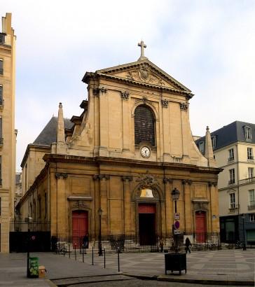 Paris 02 – Les records de Notre Dame des Victoires