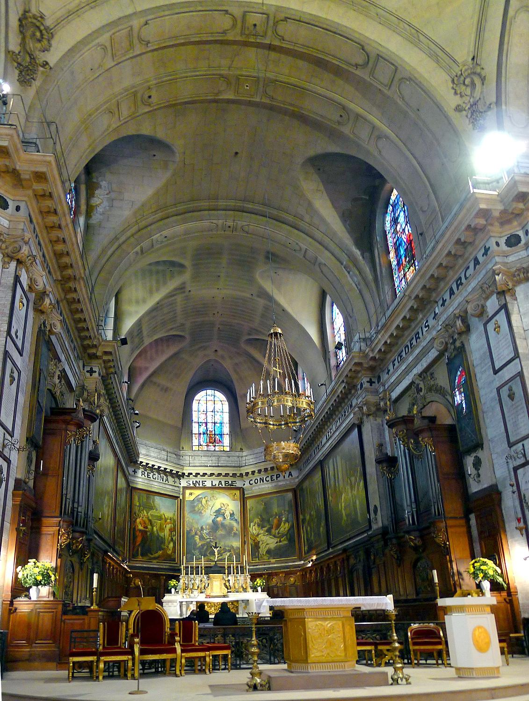 Paris 02 - Les Records De Notre Dame Des Victoires