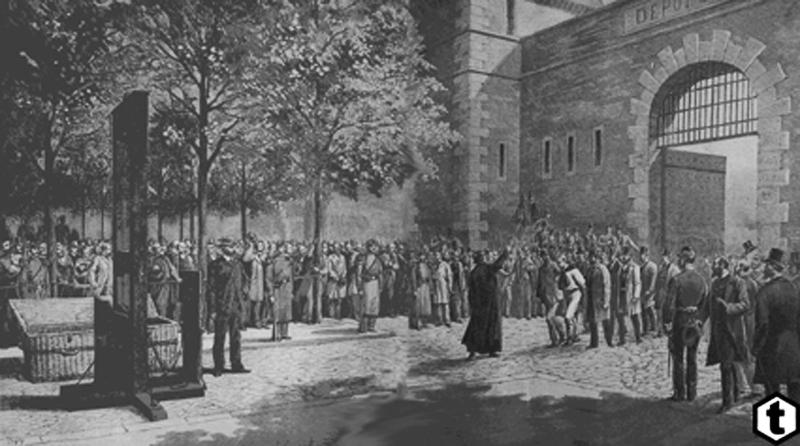 1891 - Exécution de Balland