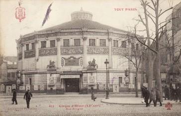 1852 – Le Cirque d'Hiver