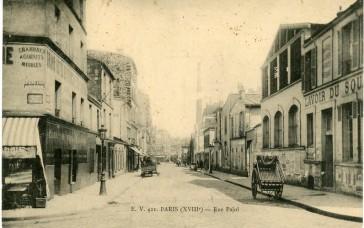 1859 – La rue Pajol