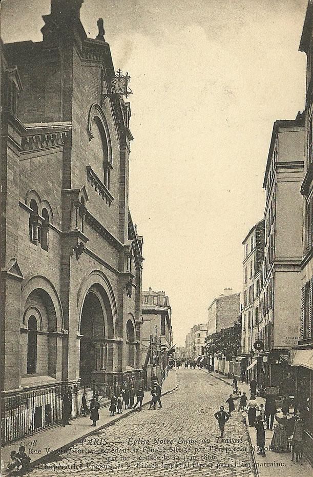 rue vercingétorix