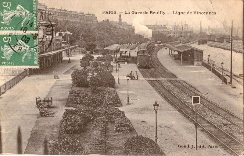 Gondry_-_PARIS_-_La_Gare_de_Reuilly_-_Ligne_de_Vincennes