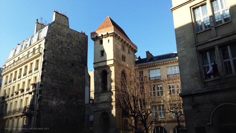 La Tour de Jean Sans Peur - ©Nicolas Bonnell/De.Pheobus 2013