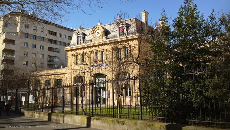 La Gare de Reuilly
