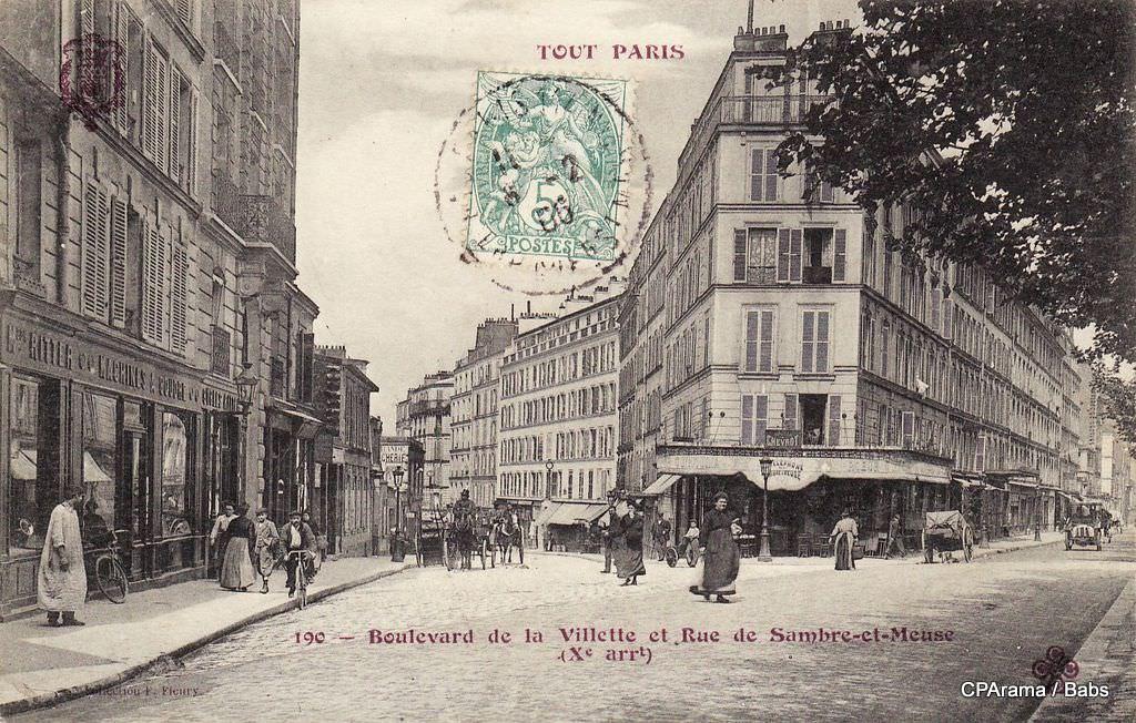 1368264127-190-Tout-Paris-Boulevard-de-la-Villette-et-Rue-de-Sambre-et-Meuse-Xe-arrt-