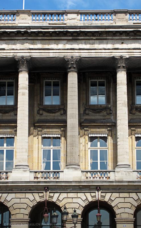 Hôtel de Crillon - Nicolas Bonnell