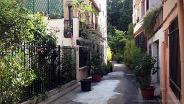 Paris 20 – Les Cités Leroy et de l'Ermitage