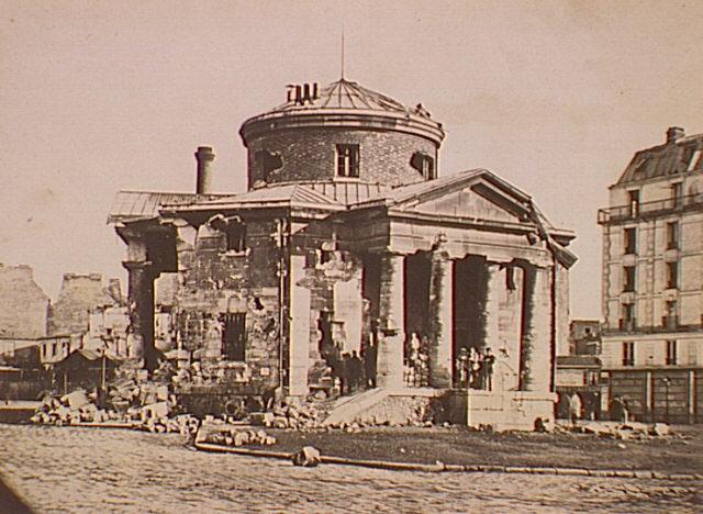 Barrière du Combat 1871