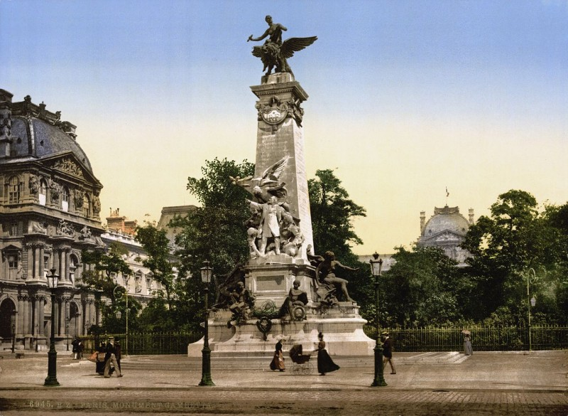 1280px-Gambetta's_monument,_Paris,_France,_ca._1890-1900