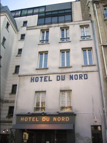 Paris 10 – Hôtel du Nord