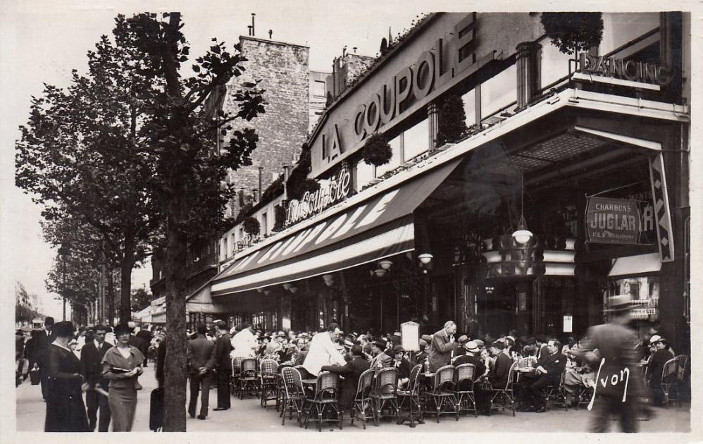 Restaurant La Coupole Paris Prix